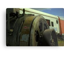 engine engine number nine Metal Print