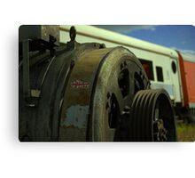engine engine number nine Canvas Print