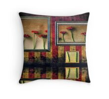 Reflection Gallery Throw Pillow