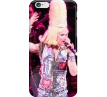 Miss Beehive 1963 ~ Hedwig and the Angry Inch iPhone Case/Skin