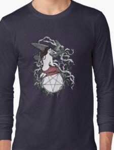 Satan Girl Long Sleeve T-Shirt