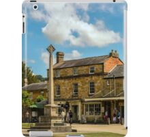 Step Back In Time. iPad Case/Skin
