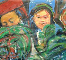 Sisters by John Fish