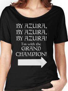 By Azura! Women's Relaxed Fit T-Shirt