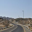 Desert Road by Joseph Najm