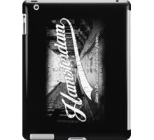Hamsterdam - Cloud Nine Edition (White) iPad Case/Skin