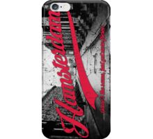 Hamsterdam - Cloud Nine Edition (Red) iPhone Case/Skin