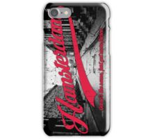 Hamsterdam - Cloud Nine Edition (Red) iPhone Case/Skin