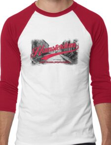 Hamsterdam - Cloud Nine Edition (Red) Men's Baseball ¾ T-Shirt