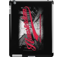 Hamsterdam - Cloud Nine Edition (Red) iPad Case/Skin