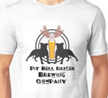 Pit Bull Rescue Brewing Company Unisex T-Shirt