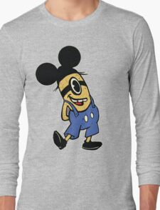 Stuart Mouse Long Sleeve T-Shirt
