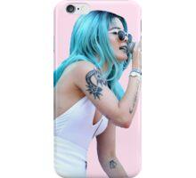 Halsey Boston Calling 3 iPhone Case/Skin