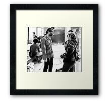Yes Even More Zombies Framed Print