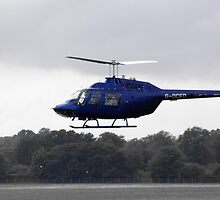 1980 Bell Helicopter Textron BELL 206B by Chris Day