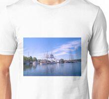 Seaport Scenery 3 Unisex T-Shirt