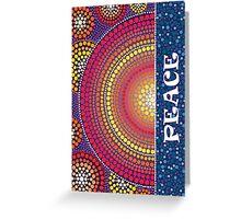Peace! Greeting Card
