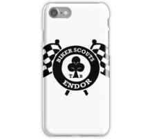 Ace Biker Scout Scout trooper iPhone Case/Skin