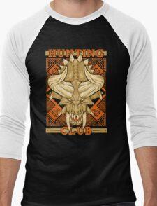 Hunting Club: Diablos Men's Baseball ¾ T-Shirt