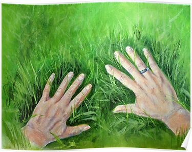 Green fingers by Carole Russell