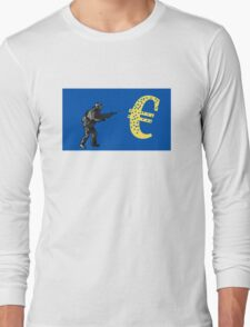 The return of the Drachma by #fftw Long Sleeve T-Shirt