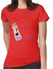 The Emperor's New Groove Womens Fitted T-Shirt