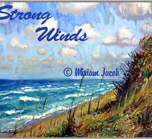 STRONG WINDS by Miriam Jacob