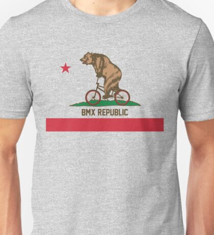 BMX Republic Unisex T-Shirt