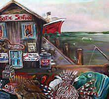 Aquatic Invasion by Laura Barbosa