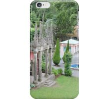 Shaping (Portmerion) iPhone Case/Skin