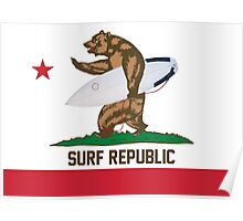 Surf Republic Poster