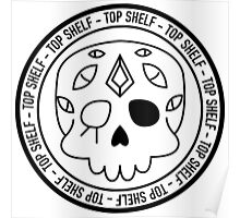 Top Shelf's Official Logo Poster