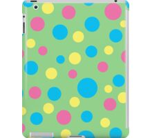 Colorful circle pattern iPad Case/Skin