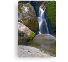 Waterfall nearby Teresopolis, Rio de Janeiro Canvas Print