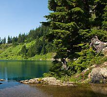 Twin Lakes by lizalady