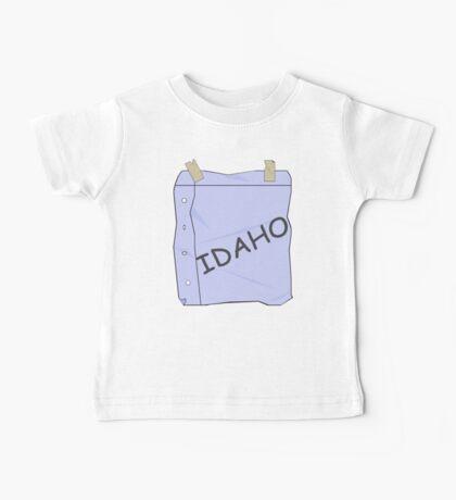 I'm Idaho!  Baby Tee