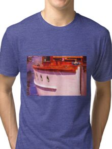 From The Bow Tri-blend T-Shirt
