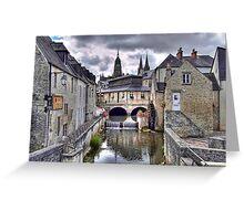 Bayeux Greeting Card