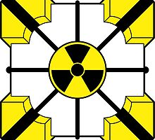Anti-Companion Cubes - Radioactive by RedStep