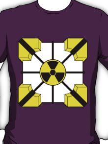 Anti-Companion Cubes - Radioactive T-Shirt