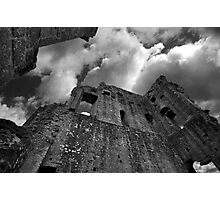 Looking skyward Photographic Print