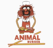 Animal Burger T-Shirt