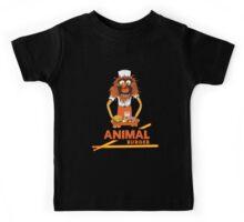 Animal Burger Kids Tee