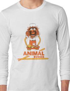 Animal Burger Long Sleeve T-Shirt