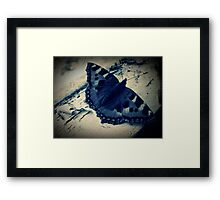 Wrong Side of the Glass Framed Print