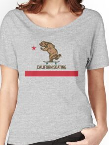 Californiskating Women's Relaxed Fit T-Shirt