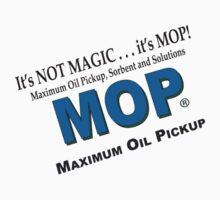 MOP T-Shirt by Wayne King