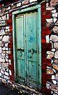 Behind the Green Door by buttonpresser