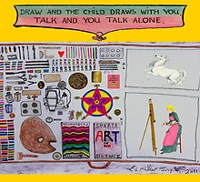 Draw and your Child will draw with you, by albutross