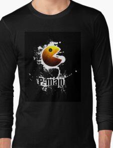 Pac-man Long Sleeve T-Shirt